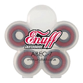 Enuff Abec 7 Water Resistant Bearings (Pack of 8)